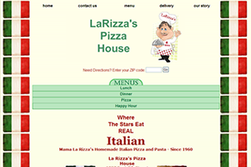 Larizz's Pizza House